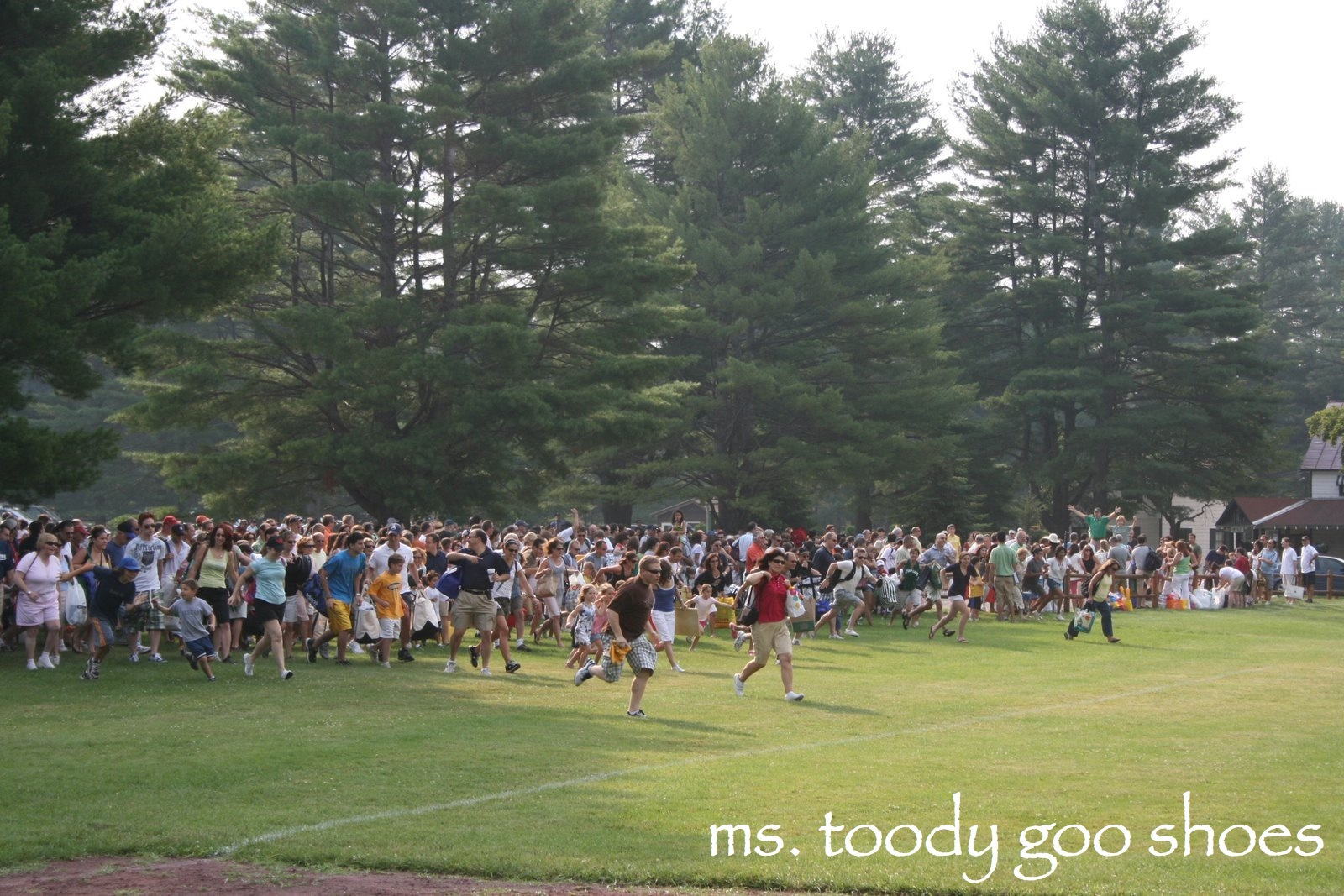 "Letters From Camp: ""What I Need For Visiting Day"" by Ms. Toody Goo Shoes"