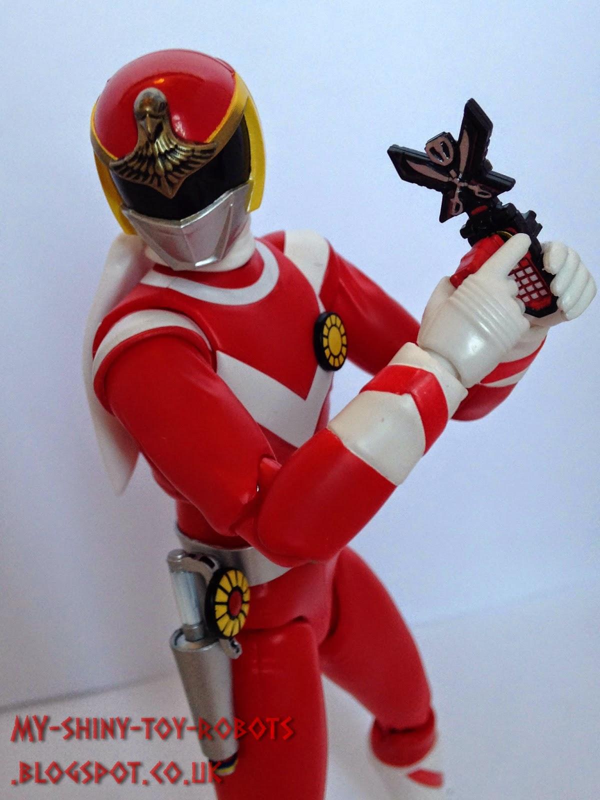 Gokai Change! Sun Vulcan!