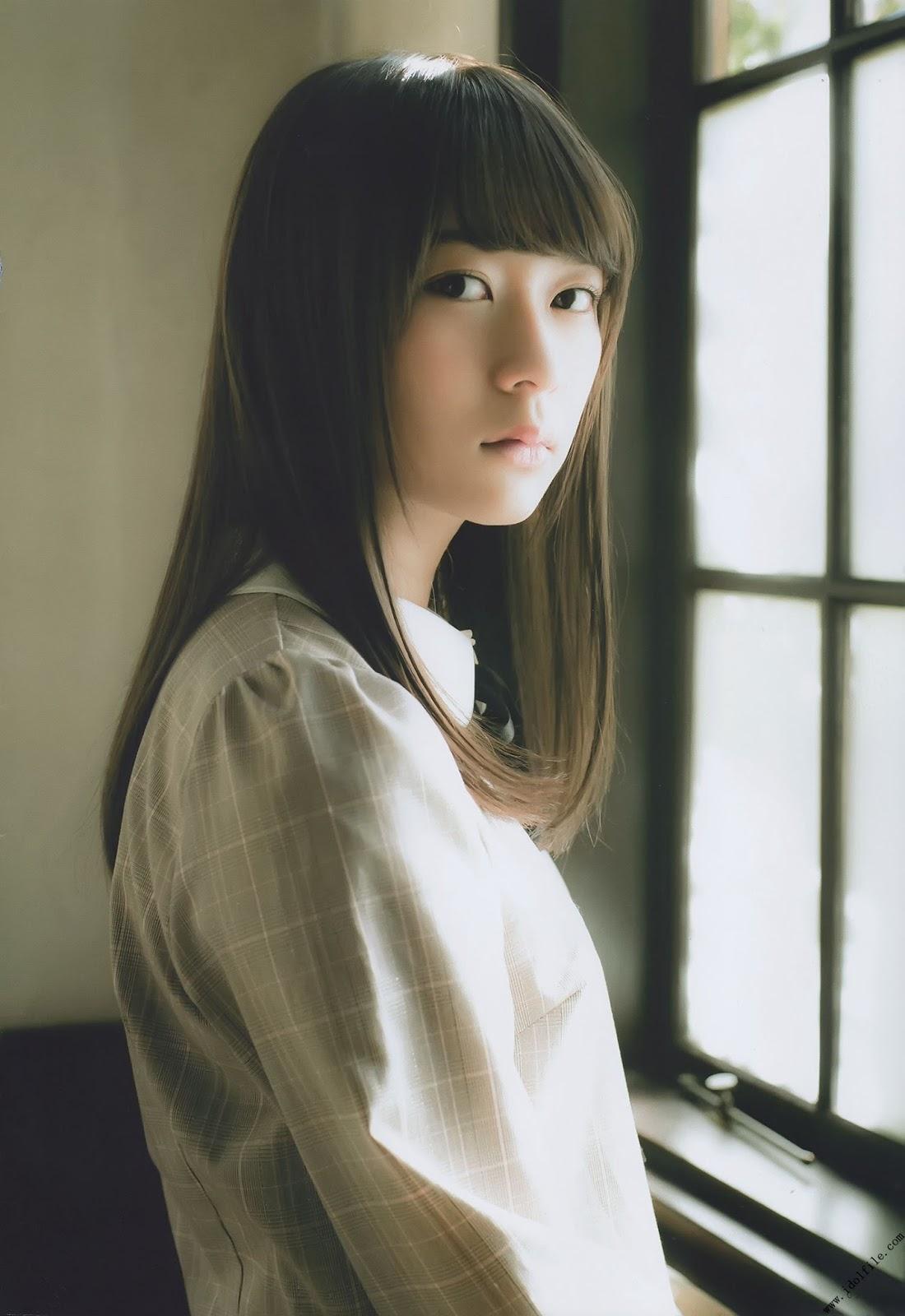 Suzuki Ayane 鈴木絢音, UTB 2018 No.02 vol.262 (アップトゥボーイ 2018年02月号)