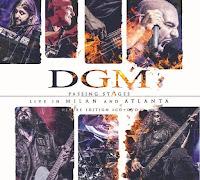 """Το βίντεο των DGM με την live απόδοση του τραγουδιού """"Ghosts Of Insanity"""" από το album """"Passing Stages: Live in Milan and Atlanta"""""""