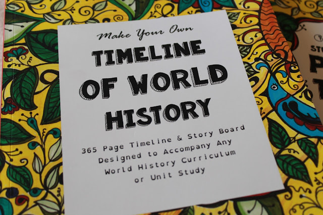 The Thinking Tree - Timeline journal