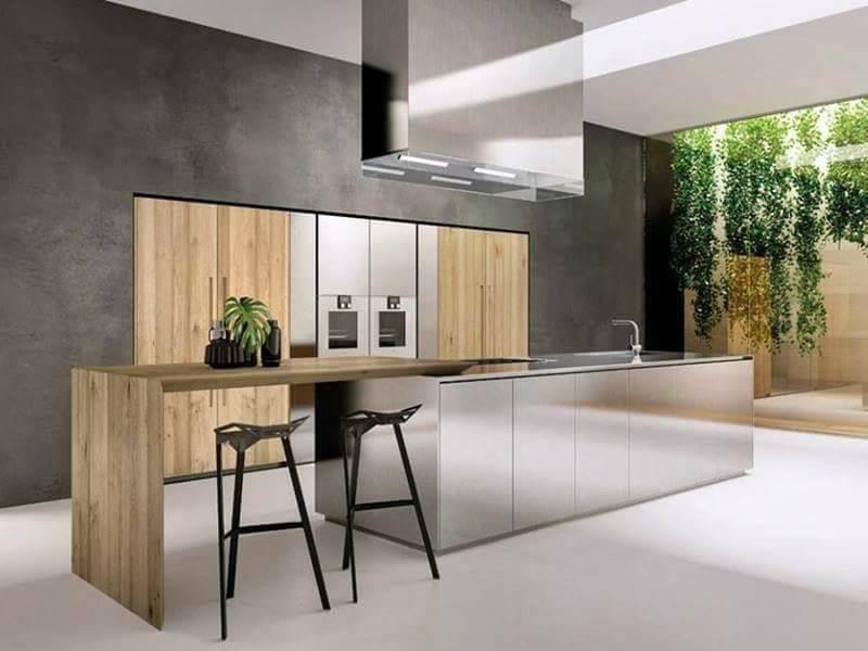 Desain Dapur Modern Simple