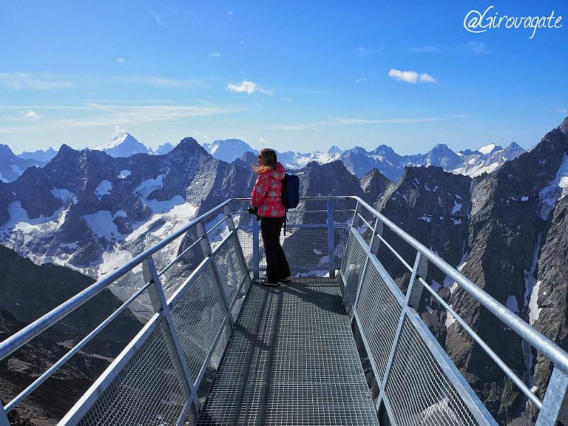 Les 2 Alpes belvedere Ecrins