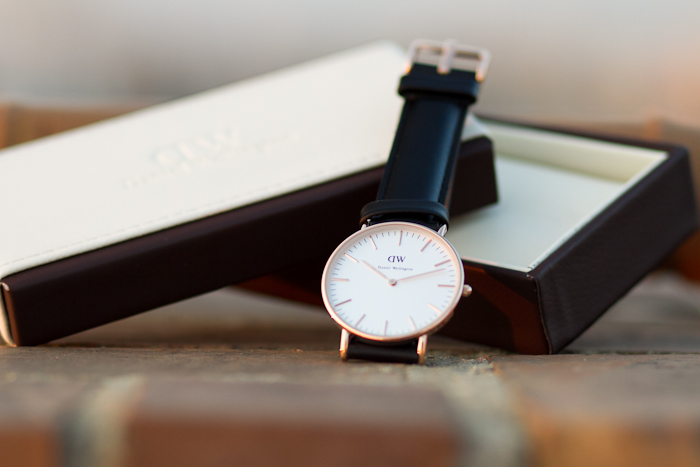 NEW IN  DANIEL WELLINGTON WATCH  da0e7bca236