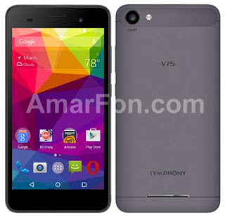 Symphony Xplorer V75 Price in BD Bangladesh with Specifications