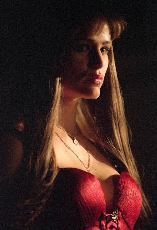celebrities  movies and games  jennifer garner  u2013 elektra movie stills 2005