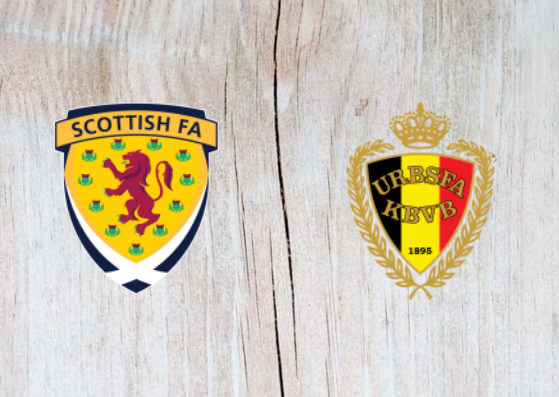 Scotland vs Belgium Full Match & Highlights 07 September 2018