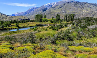 national parks Chile, Patagonia