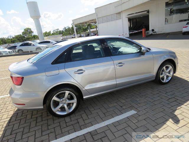 Audi A3 Sedan 1.4 Flex Ambiente - nacional