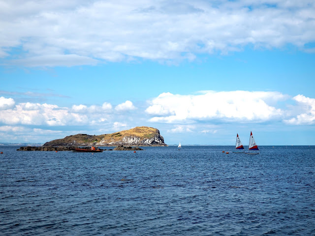 Craigleith from North Berwick, East Lothian, Scotland