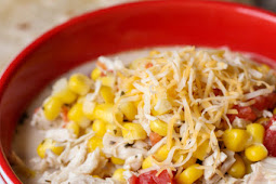 Mexican Chicken and Corn Soup Recipe