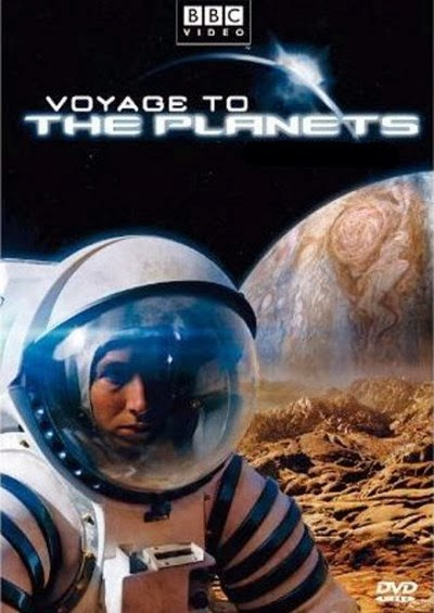 Space Odyssey: Voyage to the Planets movie poster