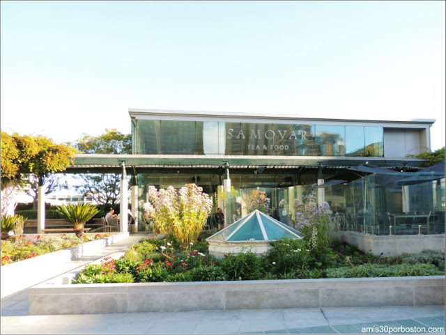 Ruta Gastronómica por San Francisco II: Samovar Tea Lounge