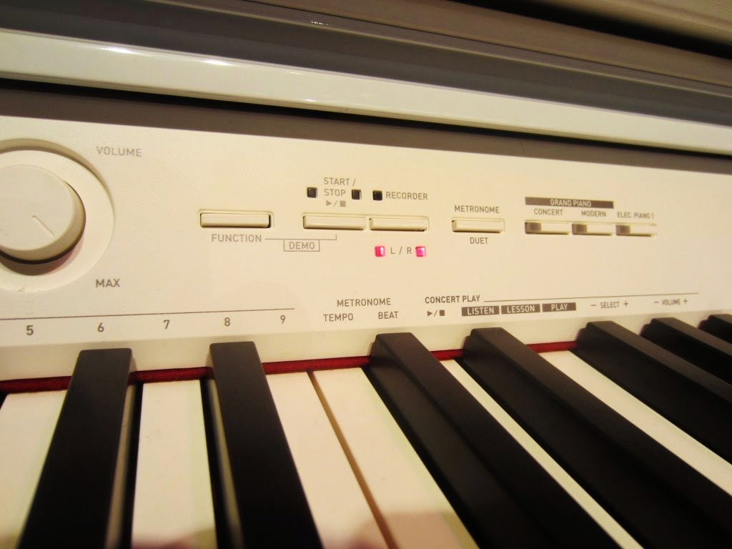Casio PX860 digital piano