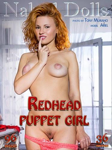 MyNakedDolls 2014-10-07 Ariel - Redhead Puppet Girl 10120