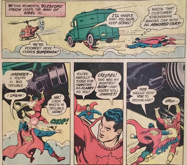 Chris Is On Infinite Earths: Superman #276 (1974