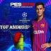 تحميل لعبة PES 19 \  PES 2019 PSP للاندرويد (اوجه واقعية) + أطقم جديدة واخر الانتقالات من ميديا فاير و ميجا