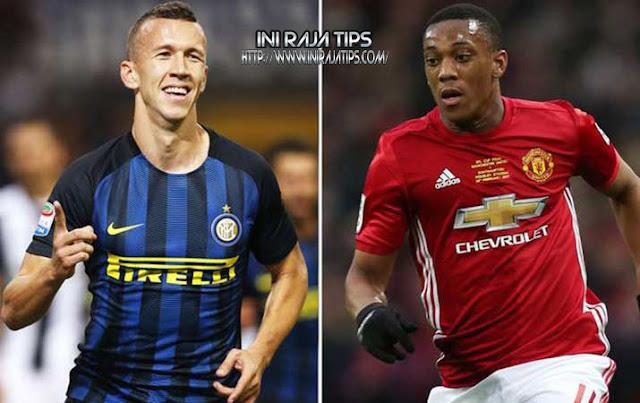 Inter Siap Masukkan Nama Ivan Perisic Untuk Dapatkan Anthony Martial