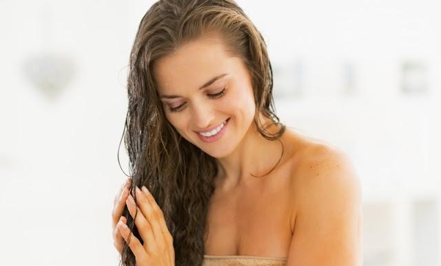 imagen mujer con toalla