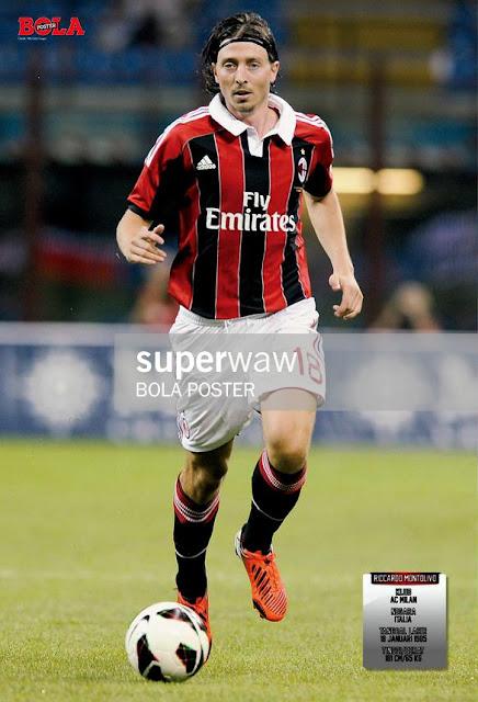 Ricardo Montolivo AC Milan 2012
