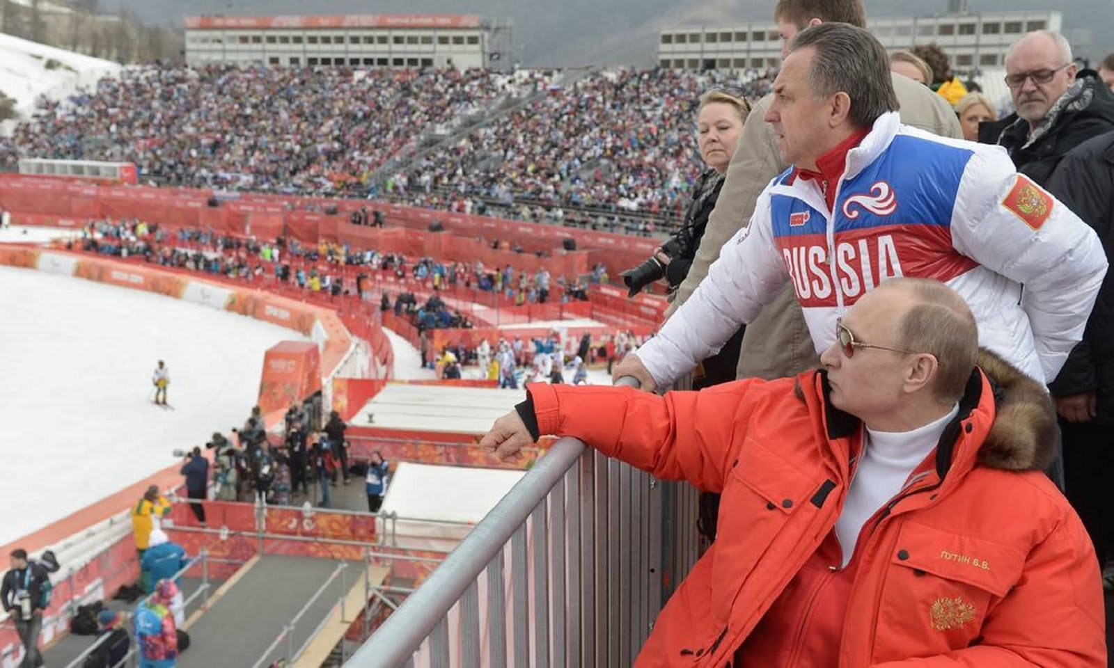 RUSSIA 2016 OLYMPICS