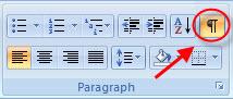 Cara Menghapus halaman kosong di akhir dokumen ms word yang sulit dihapus