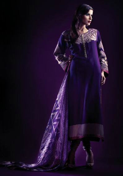 98682310d5 ... Luxury Dresses, Bridal collection and funky dresses. Well lets have a  look on these Sana Safinaz Silk Collection for Winter 2012-2013