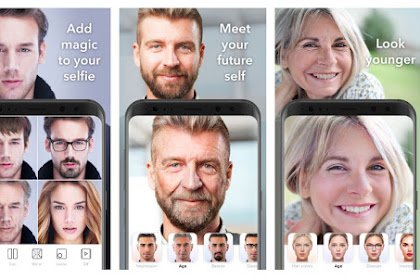Download Aplikasi FaceApp for Android