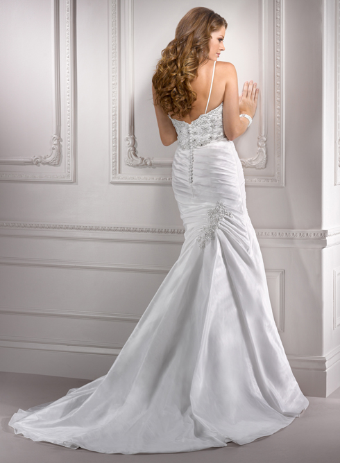Wedding Lady Sexy Wedding Dresses 2012 From Maggie Sottero