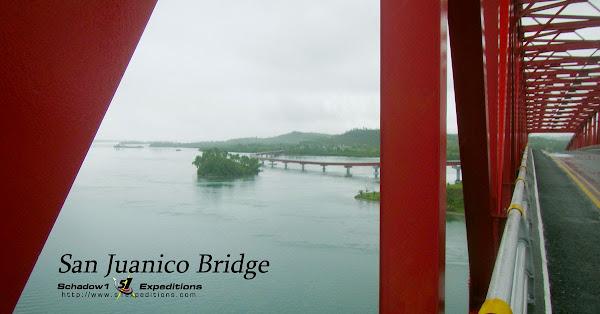 San Juanico Bridge - Schadow1 Expeditions