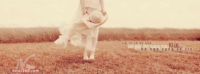 Cô gái ngồi cô đơn buồn, Ảnh bìa Facebook Girl xinh đẹp- Cover FB timeline