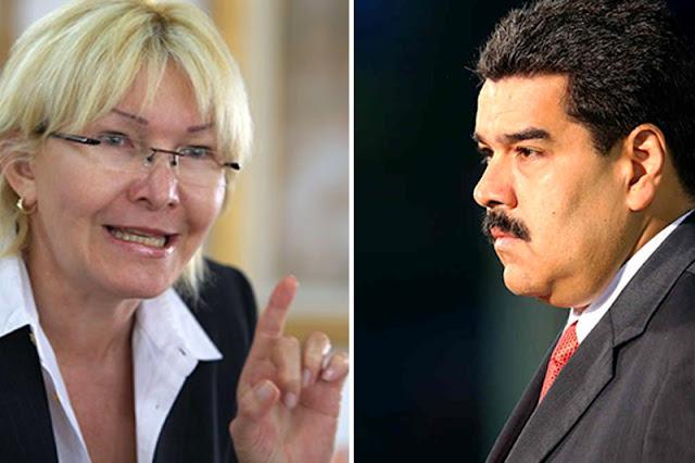 ¡FULMINANTES! Las 17 frases de Luisa Ortega con las que destruyó al Gobierno, al TSJ y a la GNB (+Audio)