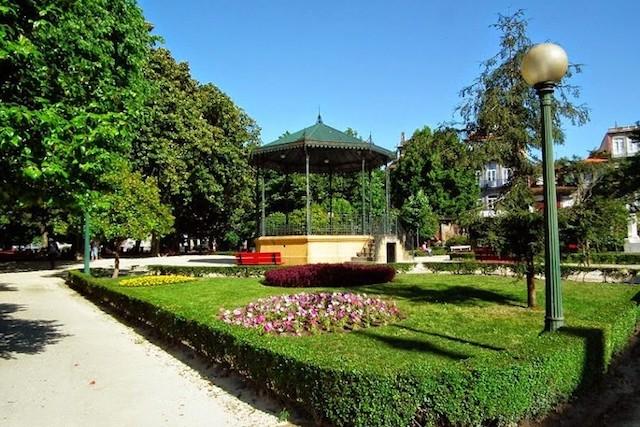 Jardim de S. Lázaro no Porto