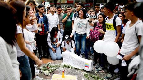 La autopsia al joven colombiano Dilan Cruz concluye que su muerte fue un homicidio