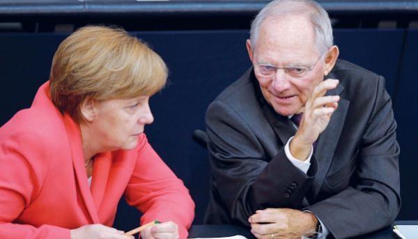 Τι σχεδιάζει για την Ευρώπη ο Σόιμπλε;