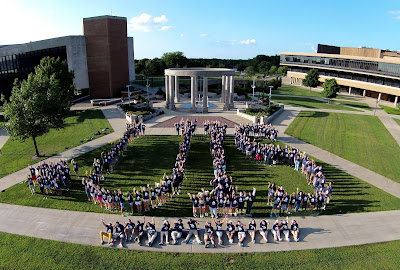 Enrollment increases at the University of Illinois Springfield for Fall Semester 2016