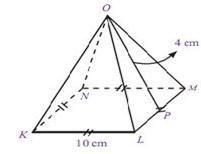Soal Latihan Limas ~ Mathematics is easy