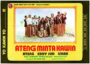 Ateng Minta Kawin (1974) HD