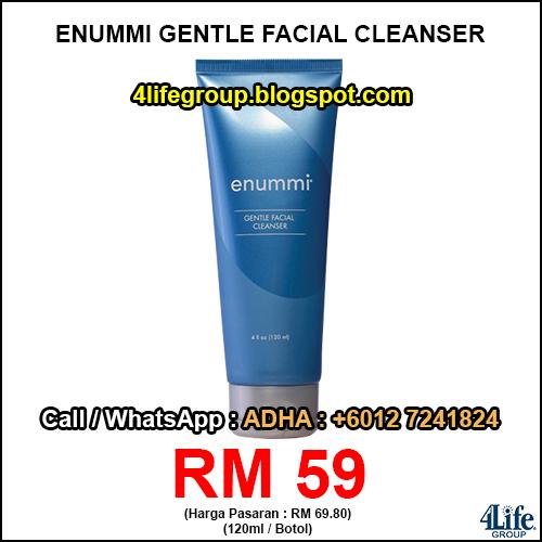 foto 4Life Enummi Gentle Facial Cleanser