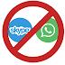 أفضل تطبيقات ال VPN مع شرح طريقة إستعمالها من اجل فك حظر سكايب و واتس آب