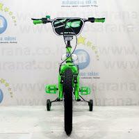 Sepeda Anak Family Fiber BMX 16 Inci Green