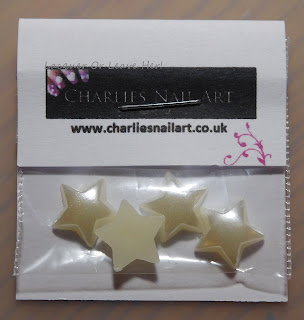 Charlie's Nail Art Star Charms
