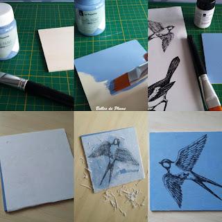 Créer et Décorer avec la peinture à la craie (#Altaya)