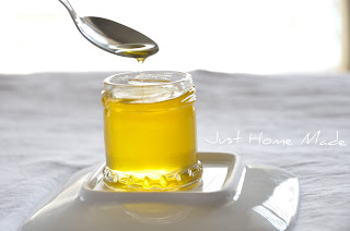 Ghee: The Stubborn Fat Buster