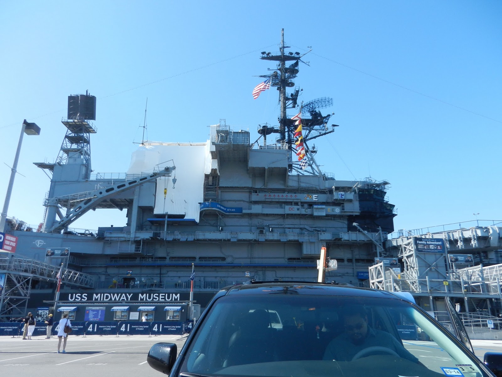 USS Midway picture