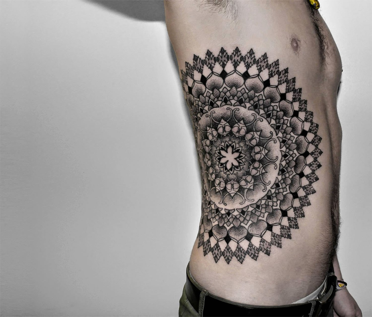 Tattoo Ideas Images: 15 Stunning Mandala Tattoo Designs For Men And Women