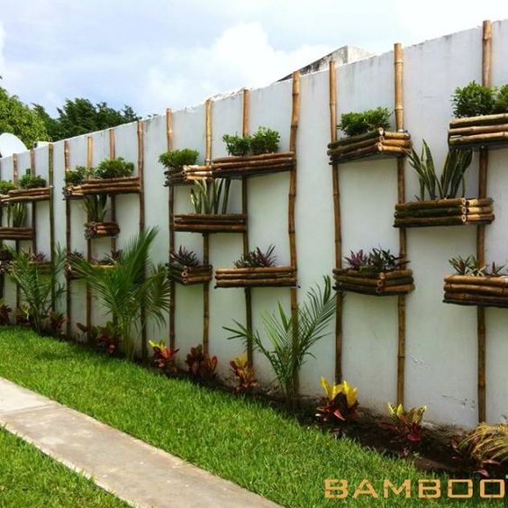 Jardines que me gustan ideas para decorar en jardines for Decoracion de jardines y muros exteriores