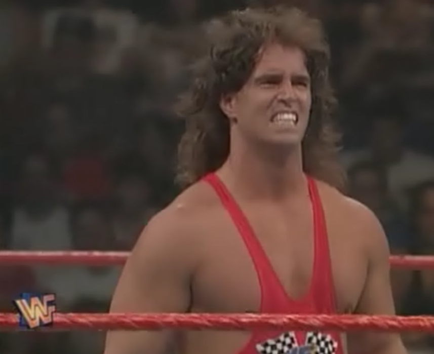 WWF / WWE - King of the Ring 1995 - Bob Holly vs. The Roadie was match of the night
