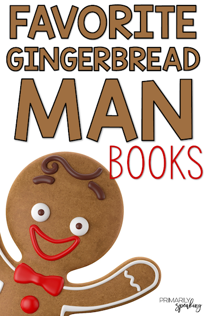 Gingerbread Man Picture Book Read Aloud Ideas