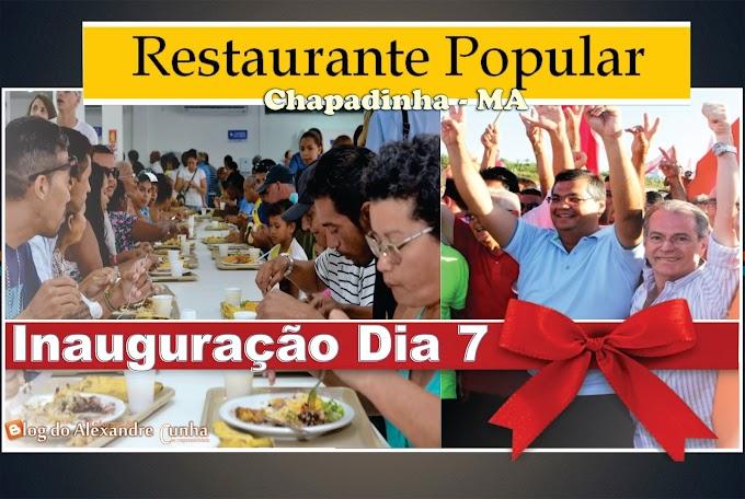 CONQUISTA! Restaurante Popular: Deputado Levi Pontes Confirma Inauguração Para o Dia 7